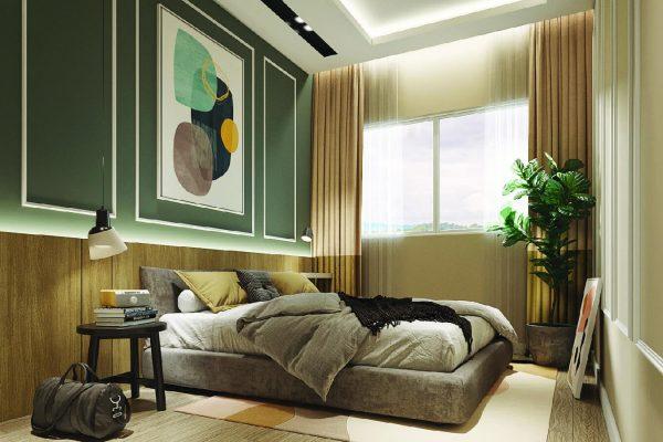 Type A - Bedroom