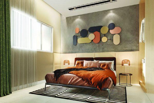 Type B - Bedroom